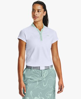 Women's UA Zinger Graphic Short Sleeve Polo